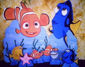FUNDO DO MAR /NEMO E FIFI