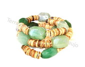 Pulseiras de Pedras, stones bracelets