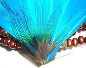 Pulseiras de Penas, feather bracelets