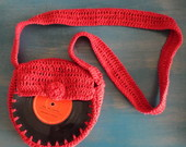 Bolsas Relgios e Disco de Vinil