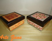 CAIXAS QUADRADAS (SQUARE BOXES)