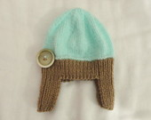 Gorros 0 a 6 Meses de L