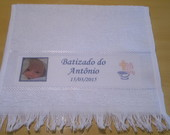 Toalhinhas Personalizadas
