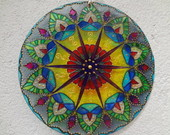 MANDALA VITRAL