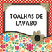 Toalhas de Lavabo