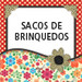 Sacos de brinquedos