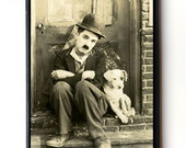 QUADROS - CHARLES CHAPLIN