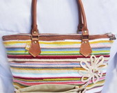 Bolsas de Croch Moda Praia 