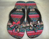 HAVAIANAS TECIDOS PATCHWORK