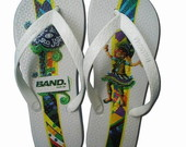 TRANSFER EM HAVAIANAS