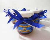 Potinho de Brigadeiro