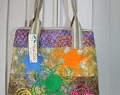 BOLSAS PATCHWORK  E CROCH