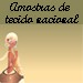 Amostra tecido nacional