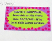 Convite Individual