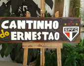 PLACA DE TIME