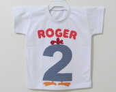 Camiseta baby personalizada.