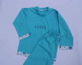 PIJAMA INFANTIL PERSONALIZADO