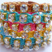 PULSEIRAS DE STRASS