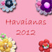 havaianas 2012