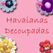 havaianas decoupadas