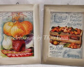 Quadros Decoupage