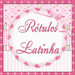 R�tulos Latinha Mint to be