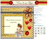 LAYOUTS ROM�NTICOS