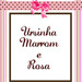 Marrom e Rosa