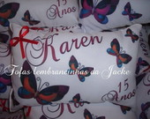 Almofadas personalizadas Fashions convites