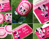 Festa Personalizada Minnie