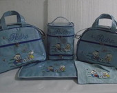 01  KIT BOLSA C/ 5 PE�AS