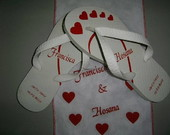 CHINELOS  CASAMENTO PERSONALIZADOS