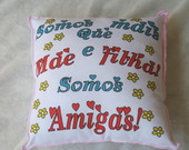 ALMOFADAS PERSONALIZADAS