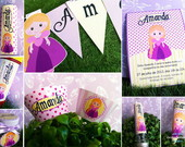 Festa Personalizada Rapunzel 