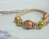 Shambalas, wraps e pulseiras