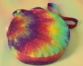Bolsas em Tie-dye 