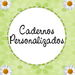 Cadernos personalizados