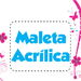 Maletinha Acrilica