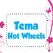 Tema Hot Wheels