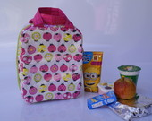 LANCHEIRA T�RMICA OU LUNCH BAG