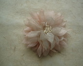 FLOR DE TULE & ORGANZA