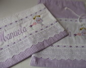 MINI TOALHA  PERSONALIZADA  INFANTIL