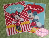 Mickey, Minnie e turma