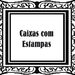 Caixas com Estampas Exclusivas