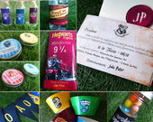 Festa Personalizada Harry Potter