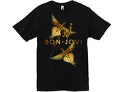 Camiseta do Bon Jovi