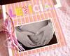 Caderno de recorda��es de ch� de beb�