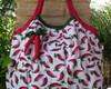 Bolsa Pimentas Vermelhas