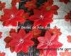 Conjunto vela flutuantes Flor do Natal