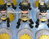 Mini baleiro de vidro Batman - Modelo 1